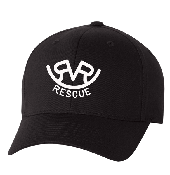 Hitch'n Post - Ranch Rescue Logo Dad Hat (Black)