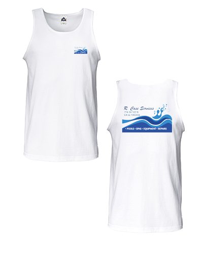 R. CASE Services Tank Top