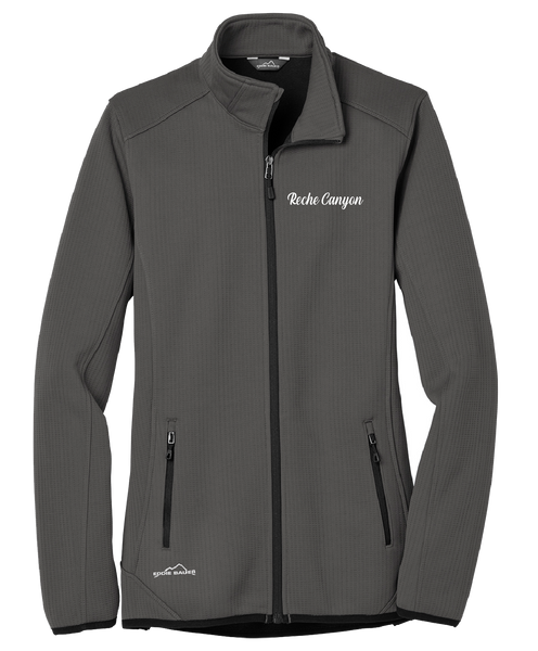 Reche Canyon  - Ladies - Eddie Bauer ® Dash Full-Zip Fleece Jacket