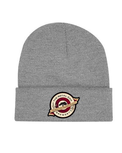 Royal Oak - Beanie w/ Patch
