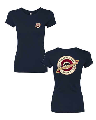 Royal Oak - Womens Tee