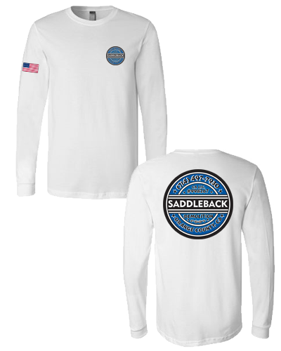 Saddleback Demo- (White) Bella Longsleeve