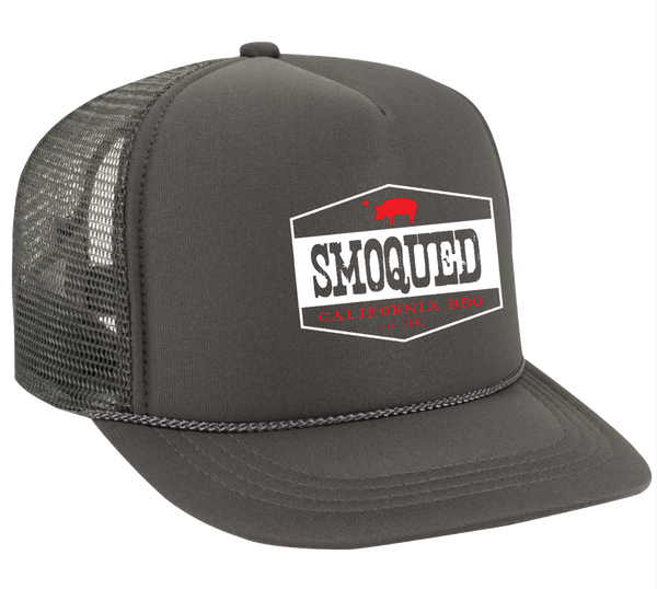 Smoqued - Youth Foam Truckers