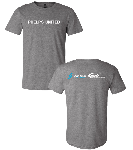 Phelps United - Tee Heather (Center)