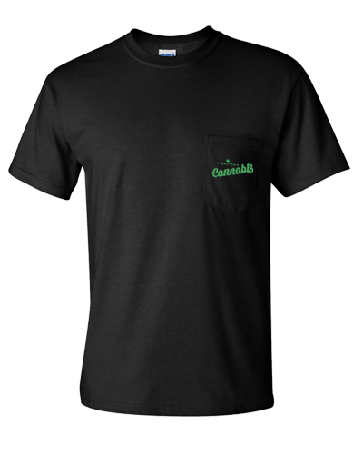 Stumptown - Pocket Tee (Black)