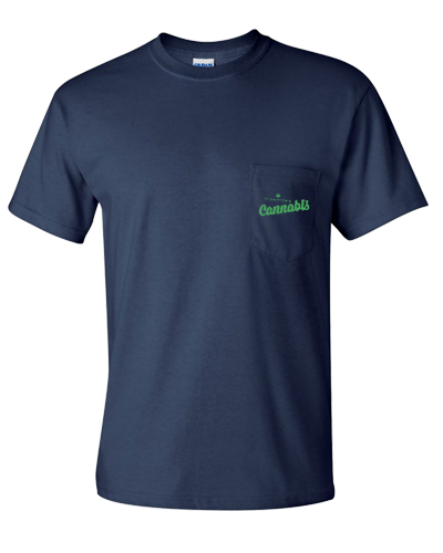 Stumptown - Pocket Tee (Navy)