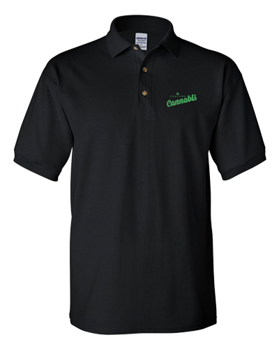 Stumptown Cannabis - Mens Polo