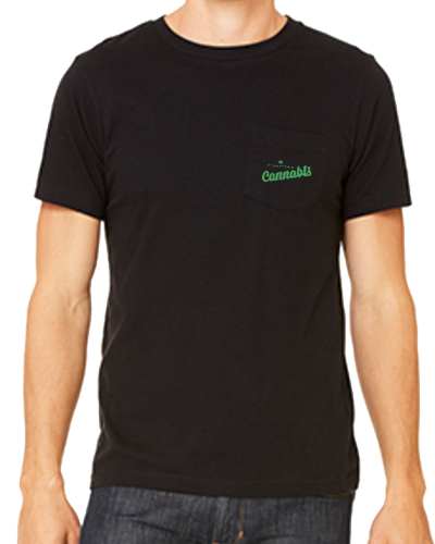 Stumptown - Ring Spun Tee Black Pocket