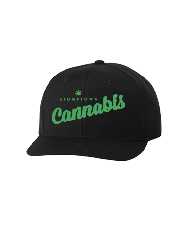 Stumptown Cannabis - Snapback