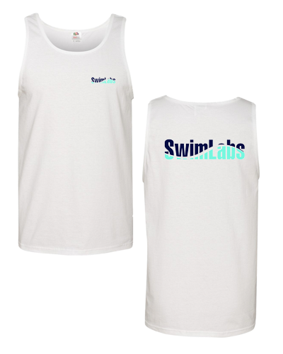 Swim Labs - Tank Top - White