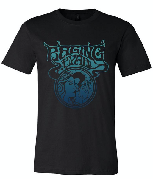 Raging Fyah - Smoking Girl (Black)