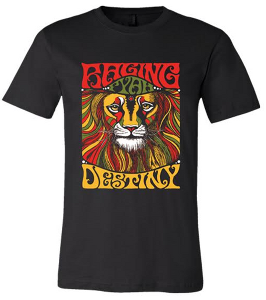 Raging Fyah - Destiny Lion (Black)