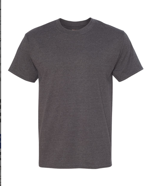 "Active Integration - New ""Heather Charcoal Tee"" (TALL TEE's Beefy Tee)"