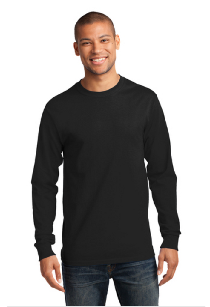 "Active Integration - New ""Black LongSleeve"" (TALL Port Authority)"