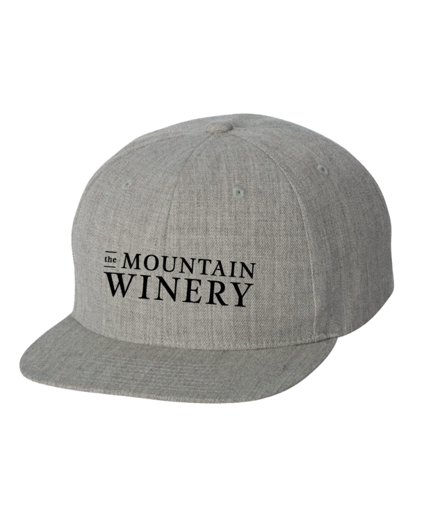 Mountain Winery - Chateau Heather Gray Snapback