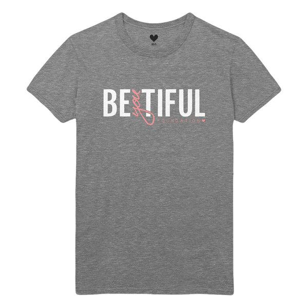 BeYOUtiful Tee (Grey)