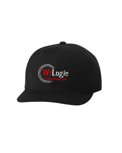 WiLogic - Hat (Black)