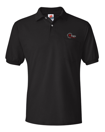 WiLogic - Polo Shirt (Black)
