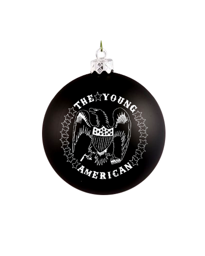 Young American Ornament