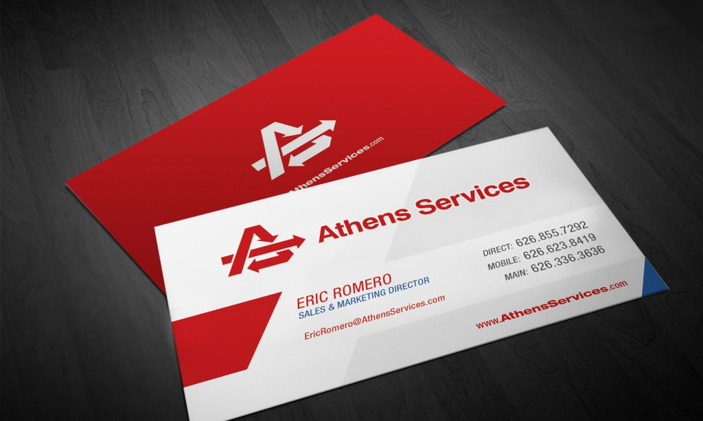 Athens - Business Cards