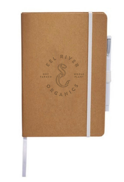 Eco JournalBook With Pen