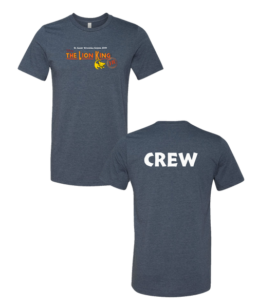 St. James' - Lion King (CREW) T-Shirt