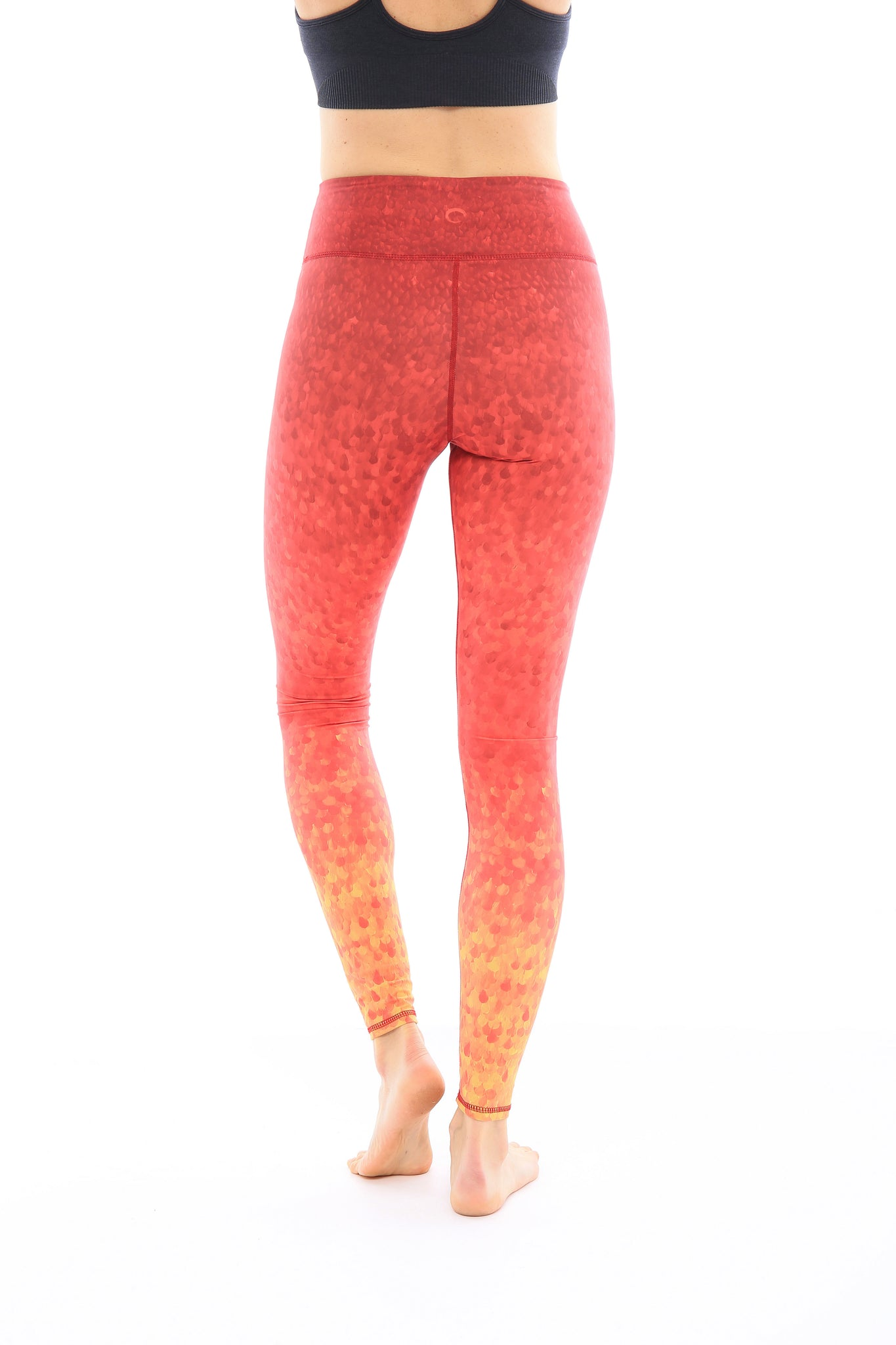 Sunset Scales Leggings (LIMITED EDITION)
