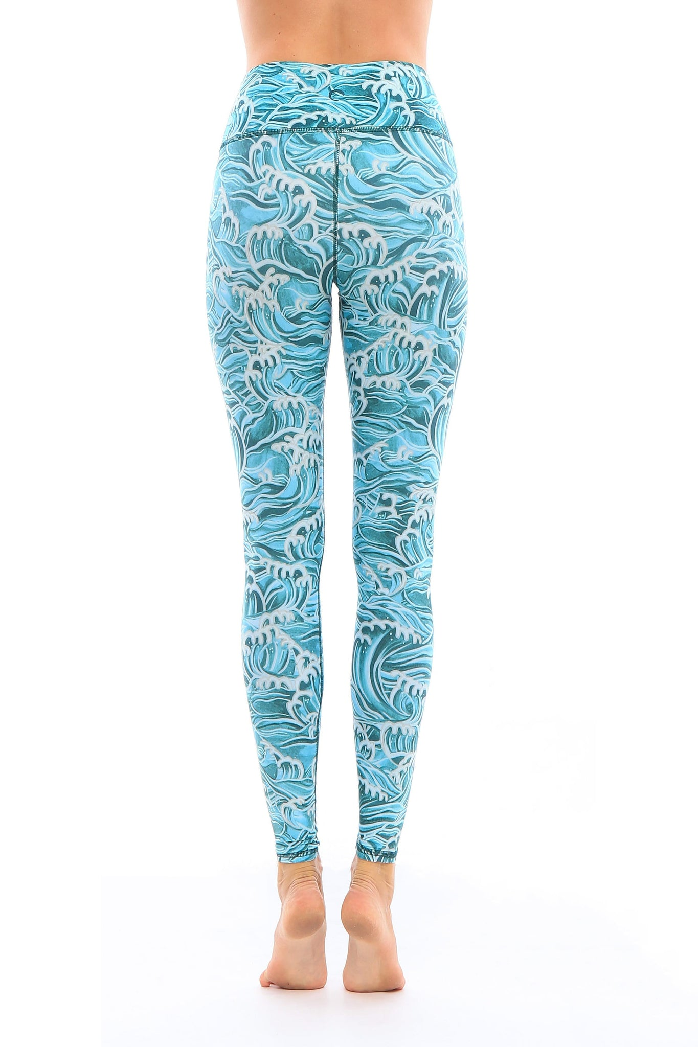 Fiji Waves Leggings