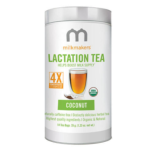 Milkmakers Lactation Tea - Coconut