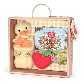 Apple Park Ducky Gift Crate