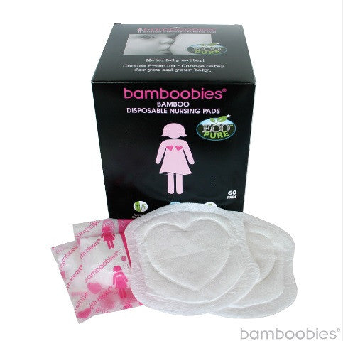 Bamboobies Disposable Nursing Pads