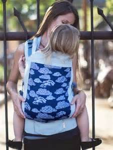 Beco Toddler Baby Carrier - Nimbus