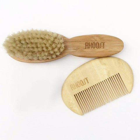 Rhoost Brush & Comb for Baby