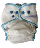 Sloomb Overnight Bamboo Fleece Fitted Diaper