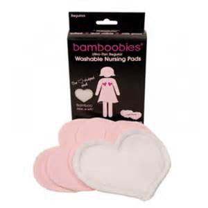 Bamboobies, Regular Nursing Pads