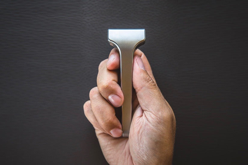 The Single Edge Razor
