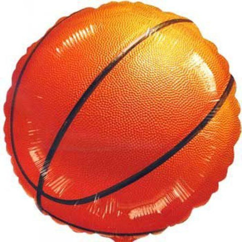 Champion Basketball Round Balloon, 18'' | 1 ct