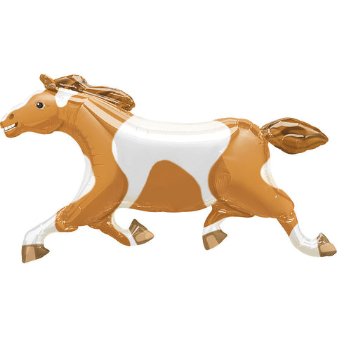 Horse Supershape Foil Balloon, 41'' | 1 ct