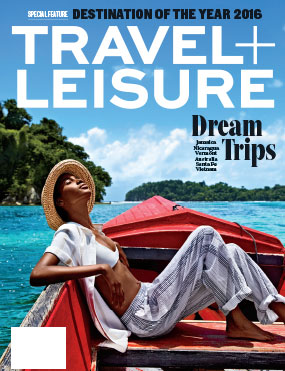 Travel + Leisure, December 2016