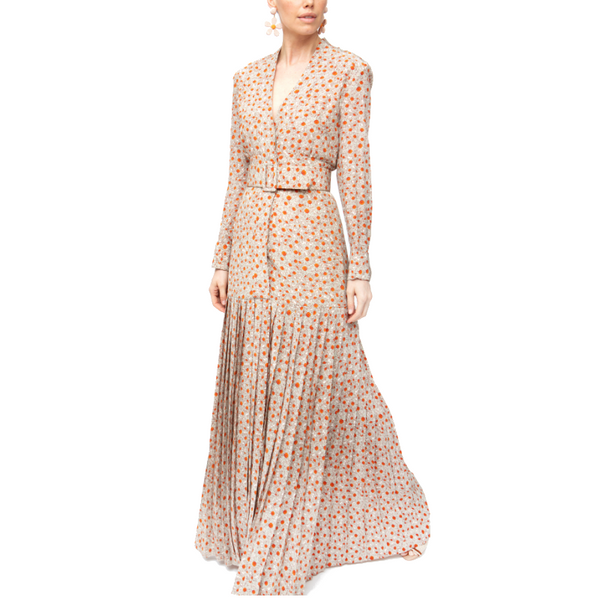 Long Field Dress - Original Daisy - Rebecca de Ravenel LLC, A Delaware Limited Liability Company