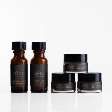 Trial / Travel Set  |  Weekly Treatments - Coming Soon - pAra , Face - skincare, paranewyork - pAra, pAra - pAra New York