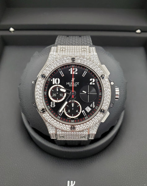 Hublot Big Bang 41mm Men's Watch 342.SX.130.RX.174