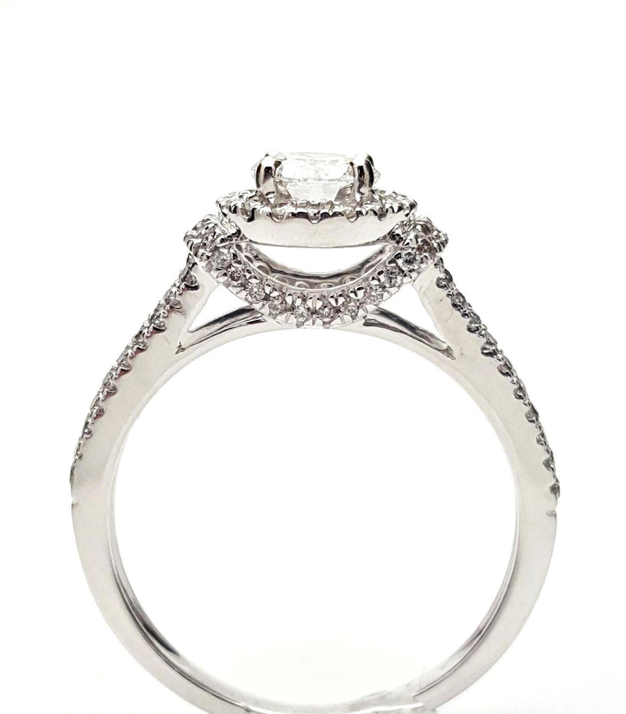 .61 Carat Diamond Engagement Ring