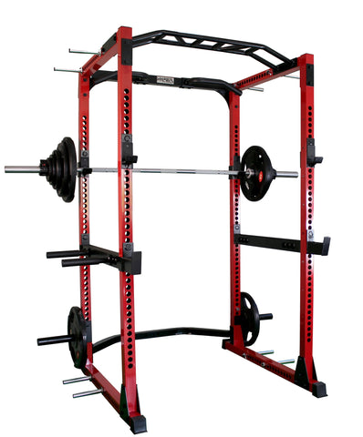 Squat Rack & Weight Set - Hyper FItness