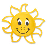 Tenna Tops® Happy Sunshine Car Antenna Topper