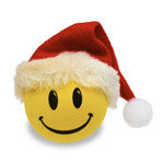 Happy Face Santa