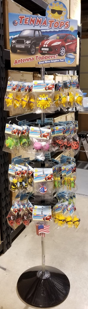 Wholesale Retail Store Floor Spinner Display - 200 Ct.