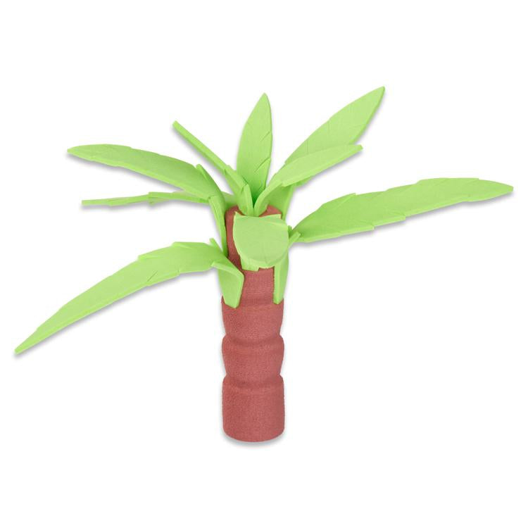Tenna Tops Palm Tree Tropical Car Antenna Topper / Desktop Spring Stand