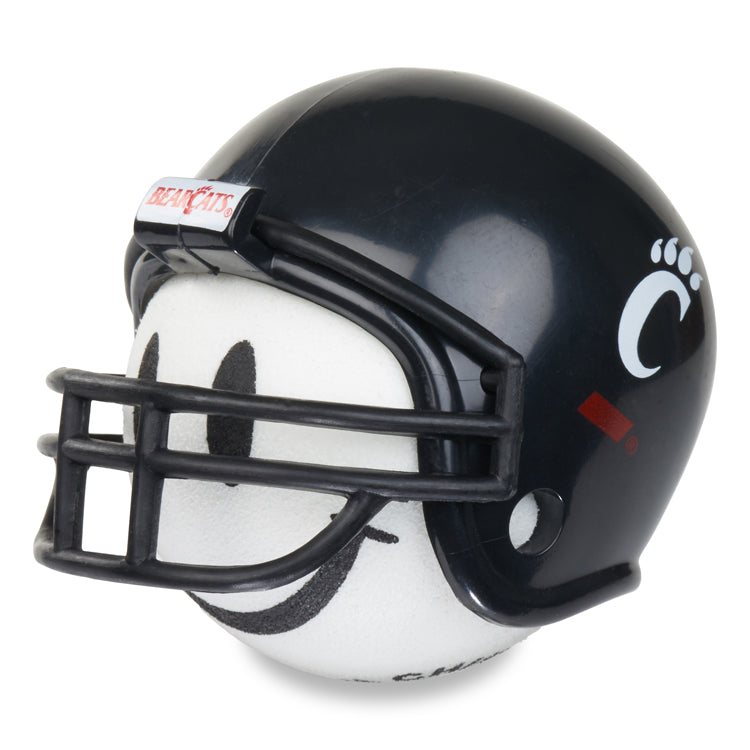Cincinnati Bearcats Helmet Head Team Car Antenna Topper / Desktop Bobble Buddy (College Football)