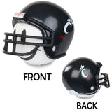 Cincinnati Bearcats Football Car Antenna Topper (White Smiley)